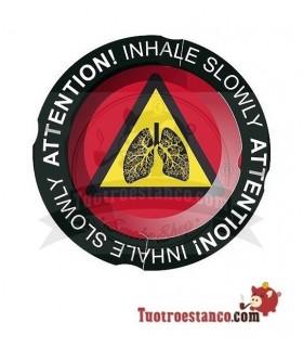 Cenicero Metal Inhale Slowly