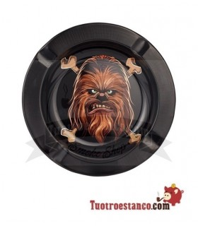 Cenicero metal Chewbacca