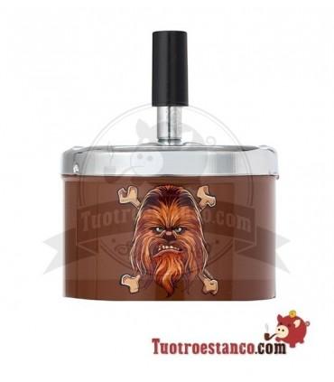Cenicero Push Chewbacca