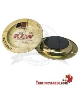 Cenicero Raw Metal con imán