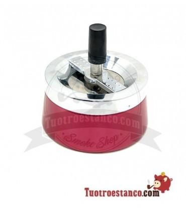 Cenicero Push Spinning