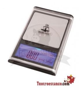 Báscula Touchscreen 0,01gr a 300gr