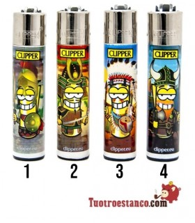 Clipper Colección Portugal Clipperman Warriors