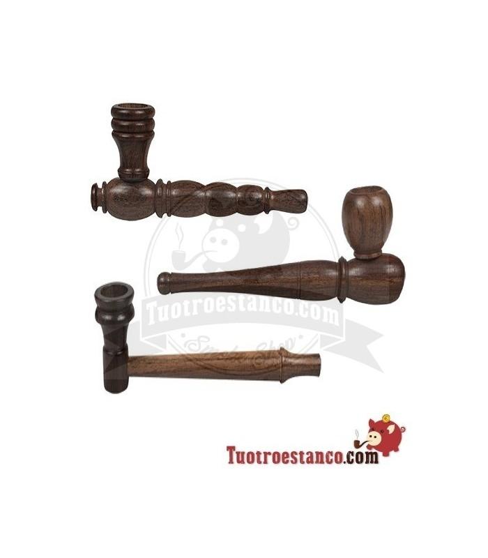 Pipa de madera 12,5 cm