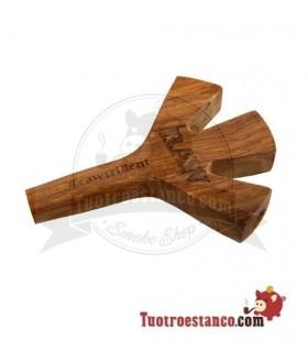 Tridente madera RAW