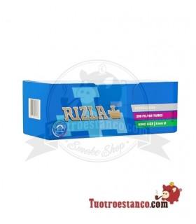 Tubos Rizla 1 cajita de 250 tubos