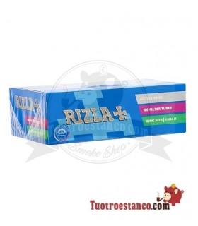 Tubos Rizla 1 cajita de 100 tubos