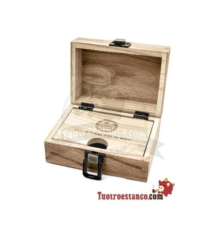 Caja madera Raw
