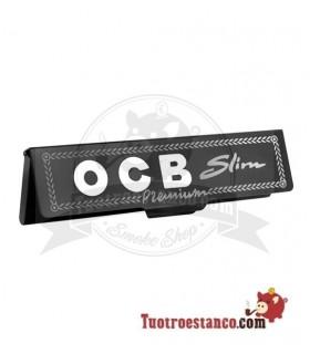 Estuche metálico metal OCB Slim