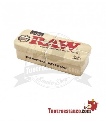 Caja metal Raw 1 1/4