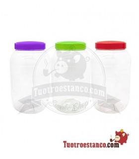 Envase plástico 3 L