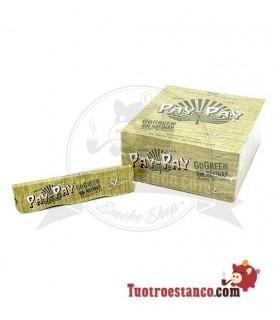 Papel Pay-Pay Alfalfa Verde Slim de 110mm - 50 libritos
