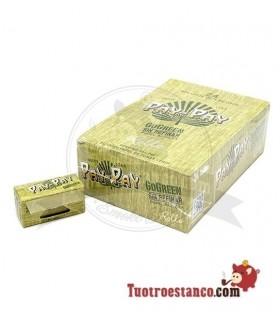 Papel Pay-pay Alfalfa verde 24 cajitas de Rollo 5m