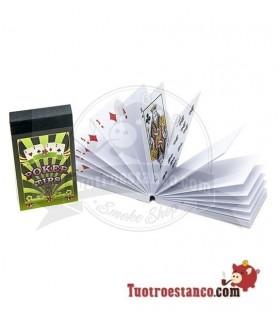 Filtros de cartón Poker