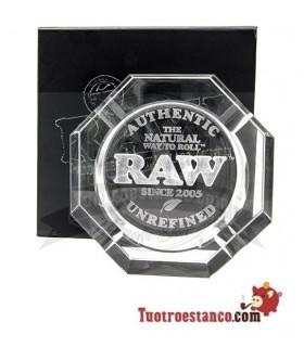 Cenicero cristal RAW Edición Coleccionista