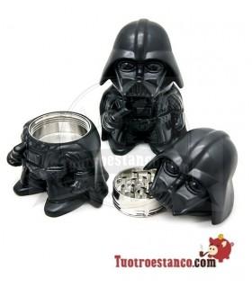 Grinder Darth Vader 3 piezas 40mm