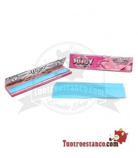 Papel Juicy Jay King Size 110 mm sabor Algodón de azúcar