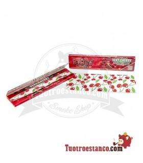 Papel Juicy Jay sabor Cereza King Size 110 mm