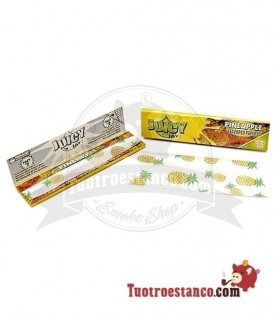 Papel Juicy Jay sabor Piña King Size 110 mm