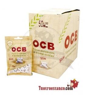Filtros OCB organico 6 mm (1 x 10 )