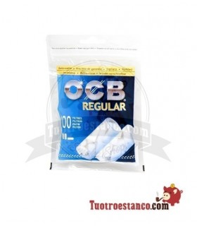 Filtros OCB Regular 8 mm