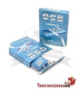 Combipack OCB librito Blue X-pert + Filtros precortados