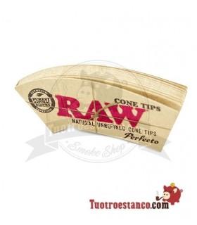 Filtros de cartón Raw Cone Perfecto