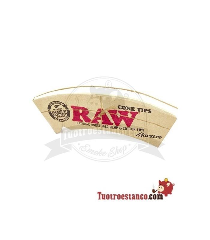 Filtros de cartón Raw Cone