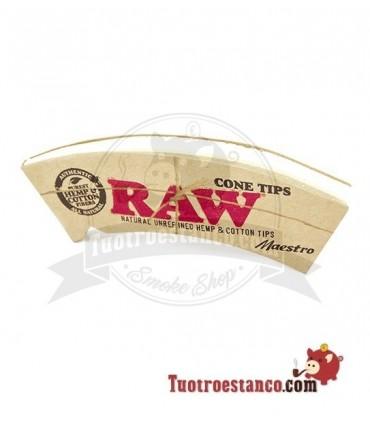 Filtros de cartón Raw Cone Maestro
