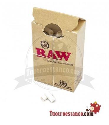 Filtros Raw 6 mm cajita