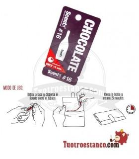 Líquído para el tabaco Sabor Chocolate