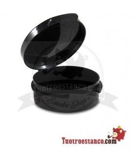 Envase plástico para resinas con tapa Negro 10 ml