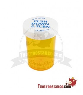 Contenitore in plastica da 110 ml