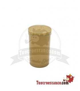 Envase Medical Pot plástico Dorado Pop Top 50 ml
