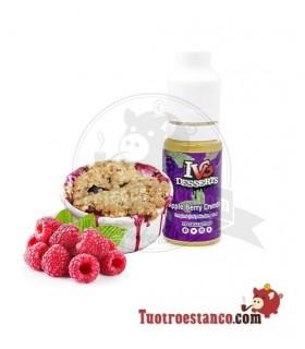 Líquidos IV G Manzana y frambuesa 10 ml