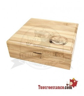 Caja de Bambú con imanes Amsterdam 3