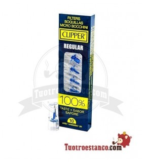 Boquillas Mini Clipper