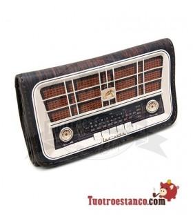 Porta tabaco Piel la Siesta Radio