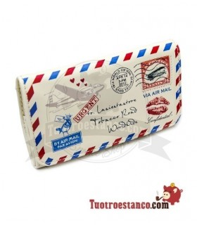 Porta tabaco Piel la Siesta Carta