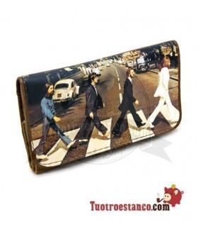Porta tabaco Piel Beatles