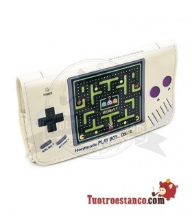 Porta tabaco Piel la Siesta Game Boy
