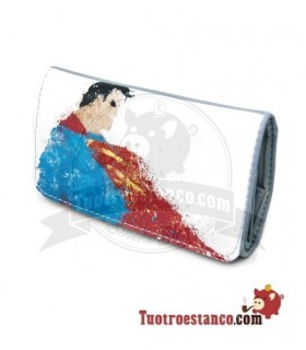 Porta tabaco Roll Master Superman