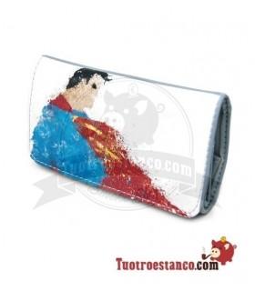 Porta tabaco Roll Master Superman