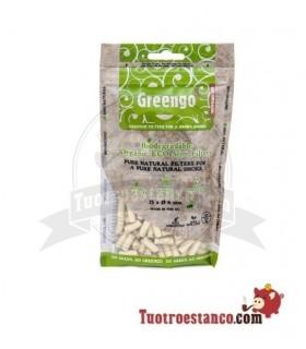 Filtros Greengo BIO slim 6 mm 200 filtros