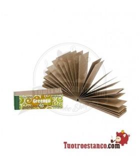 Cartón Filtro - Filter Tips Anchura de 60 x 20 mm y 50 filtros por librillo.