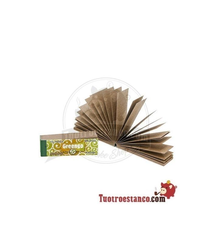 Filtro de cartón Greengo