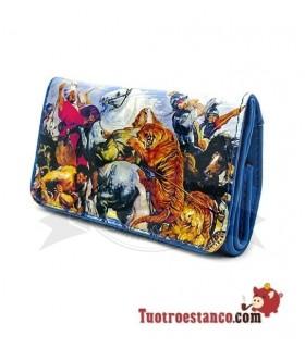 Porta Tabaco Roll Master La caza del tigre