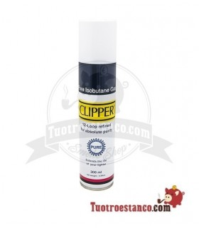 "Gas Clipper ""Pure"" 300ml"