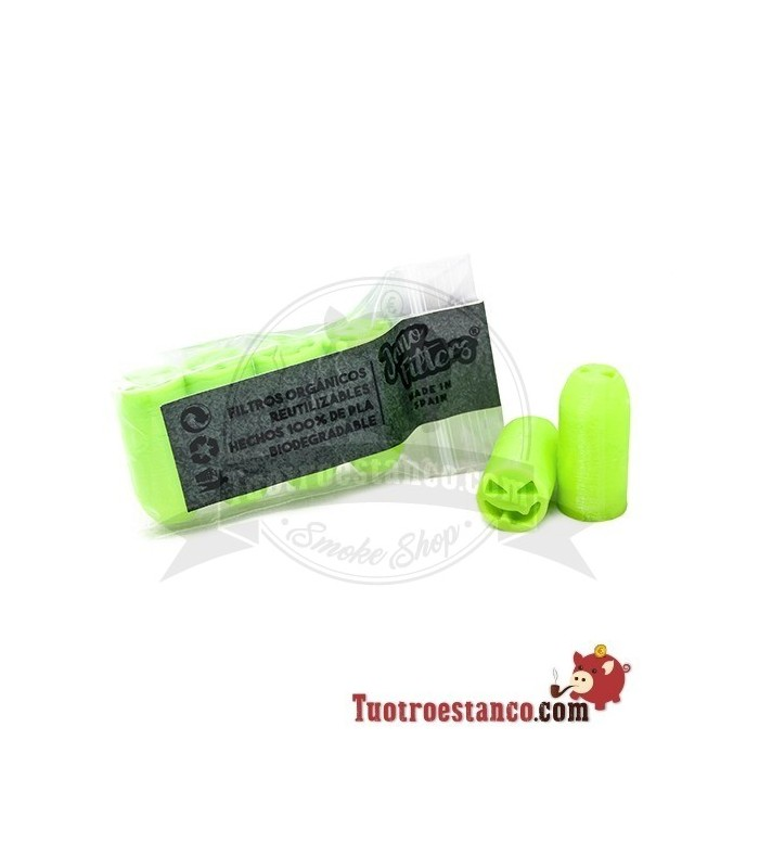Jano Filter FAT Verde Monster 4 unidades