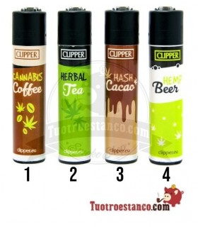 Clipper Colección Alemania Hemp Drinks